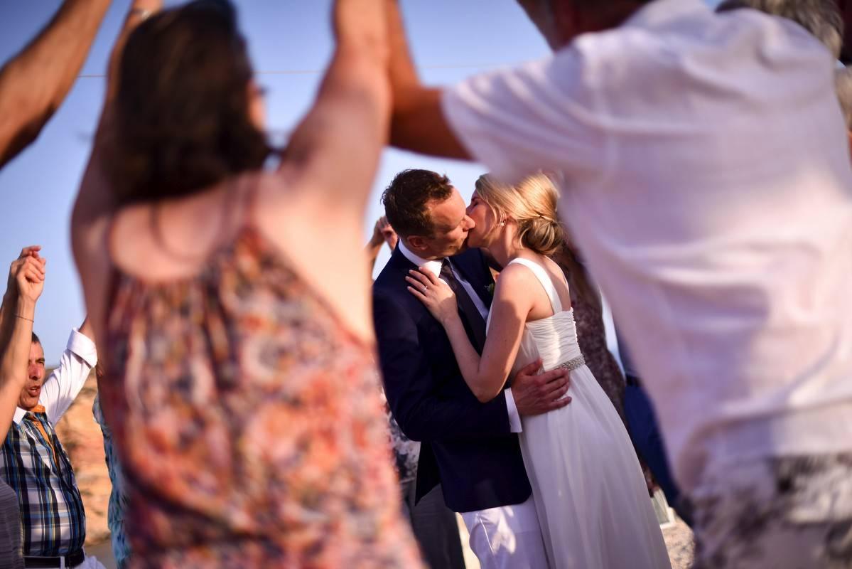 Wedding In Milos Travellers