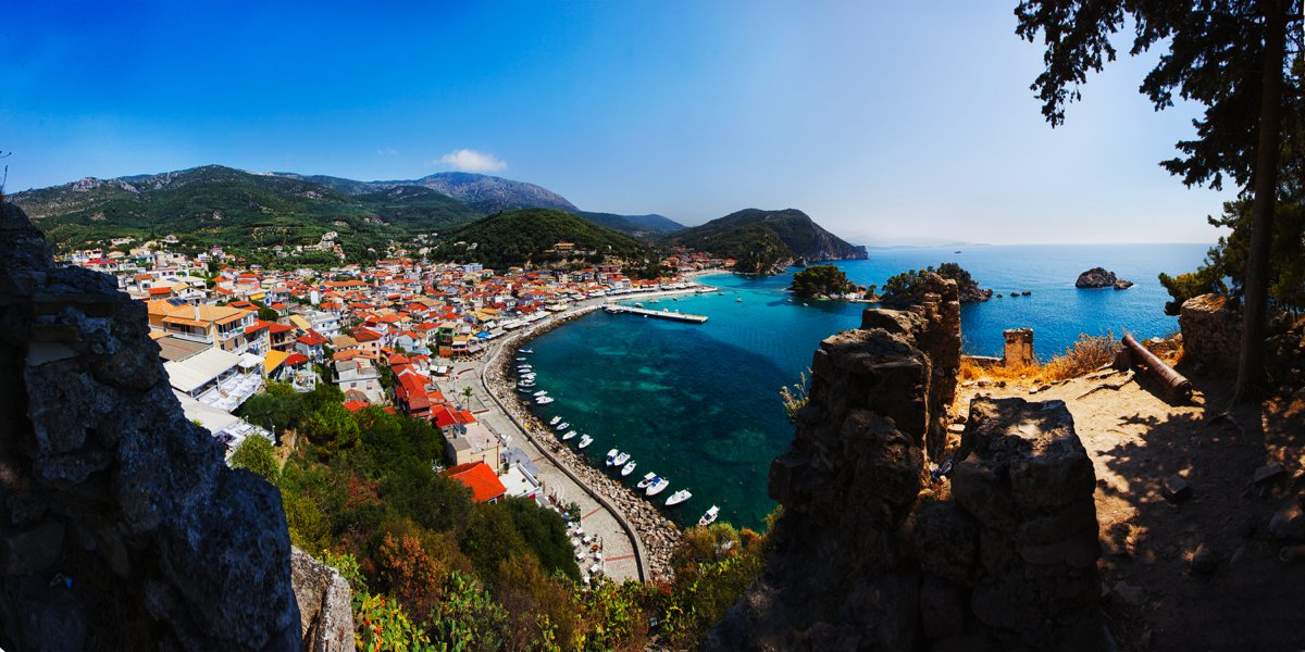 Two Days In Heaven, Parga