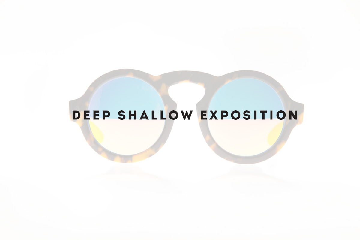 Deep Shallow Exposition